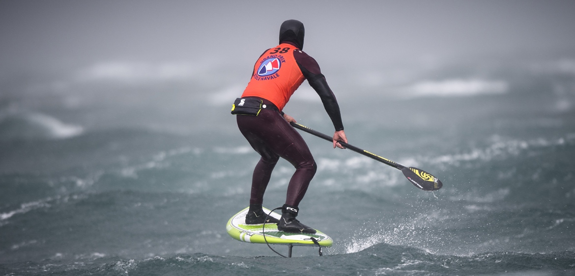 Paddle Storm - Photographies à Brest