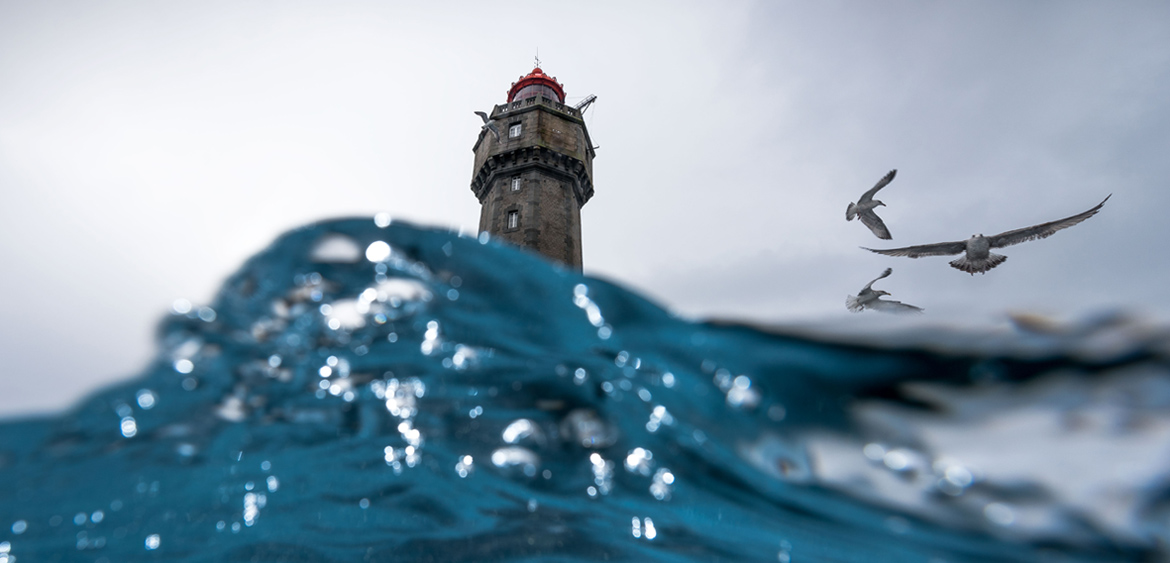Photographies du Phare de la Jument