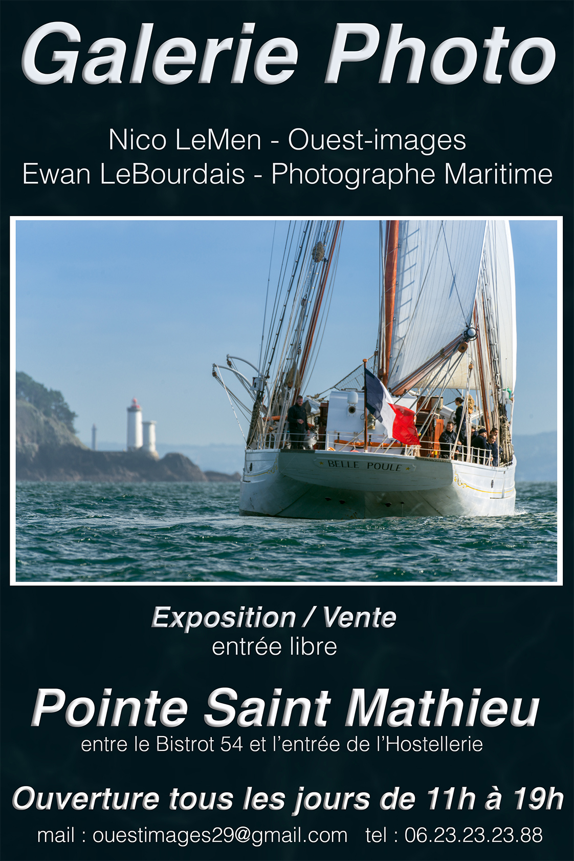exposition photographies pointe mathieu