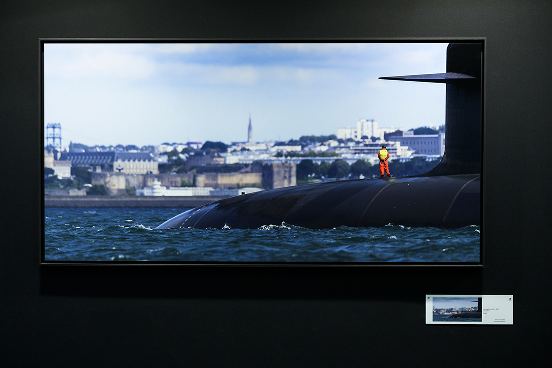 Exposition photo sous-marins