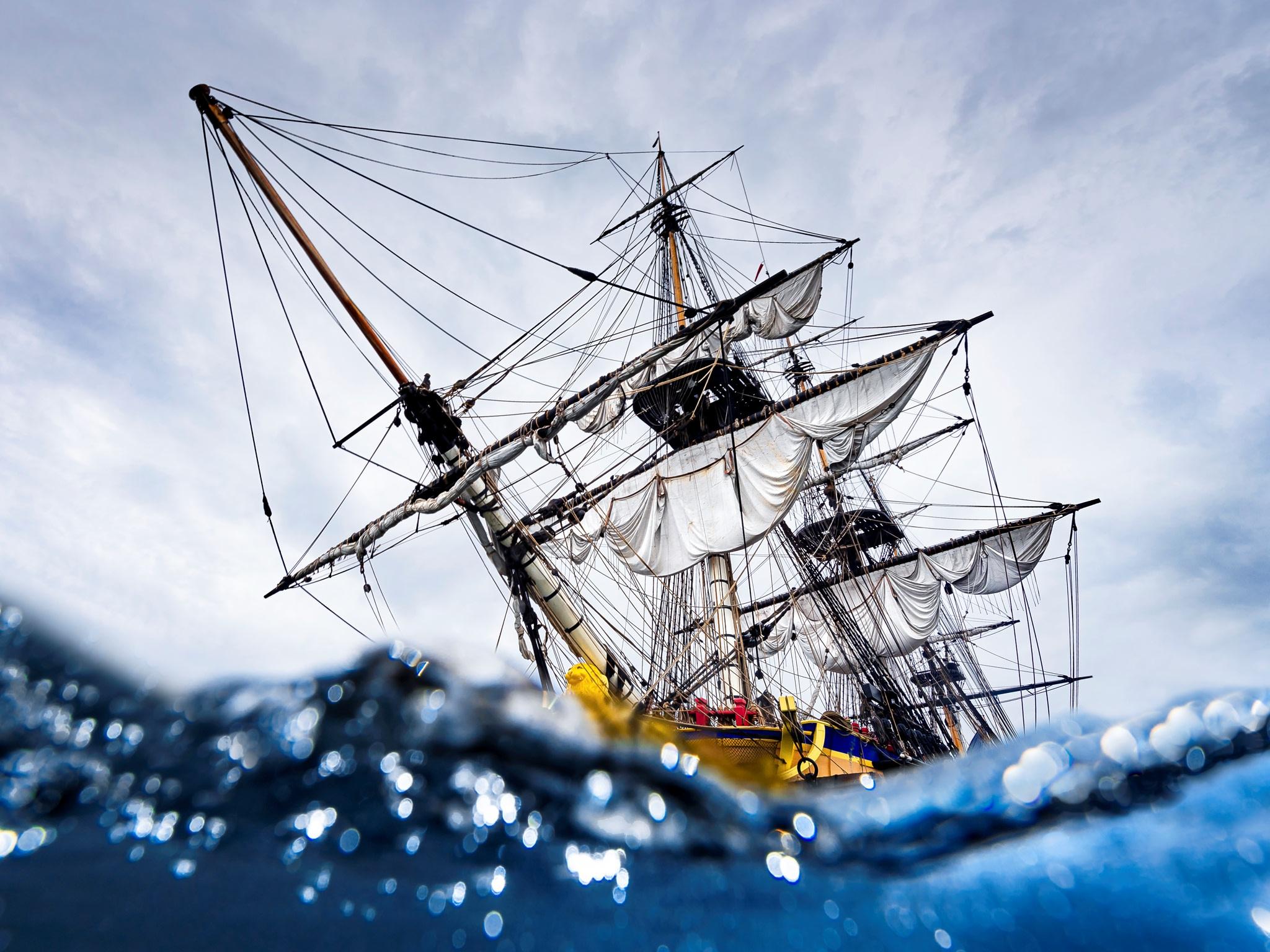 Photographie de bateau 1286