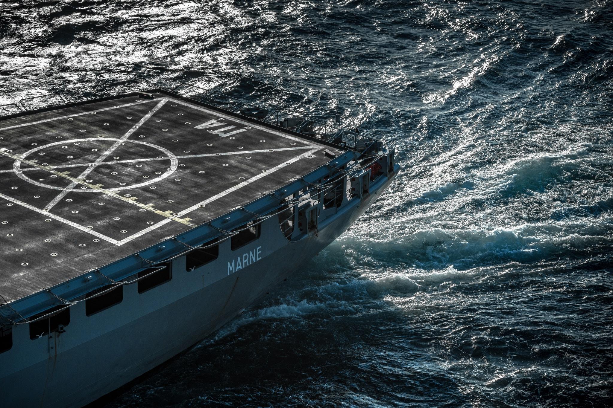 Photographie bateau militaire DSC6348