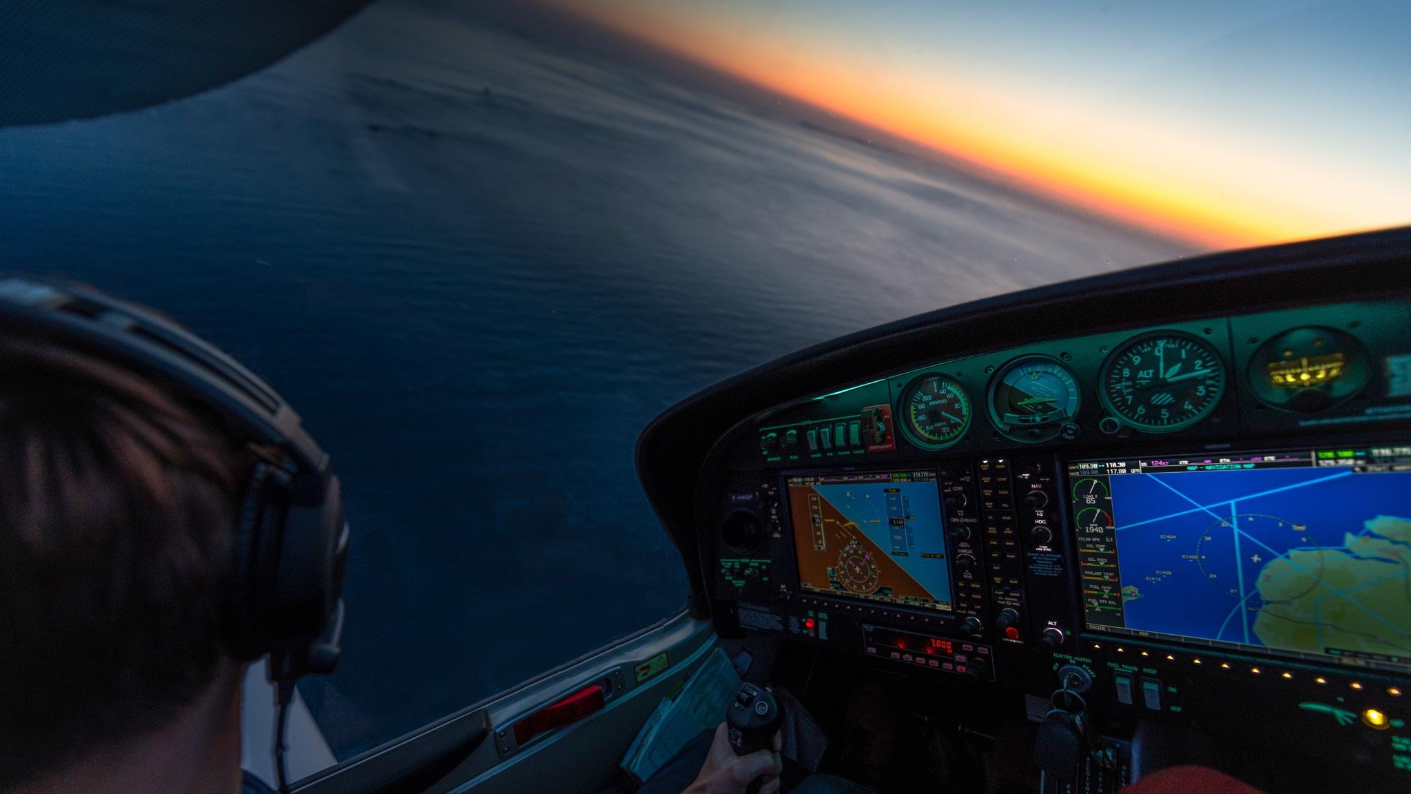 Photographie pilote avion DSC9147