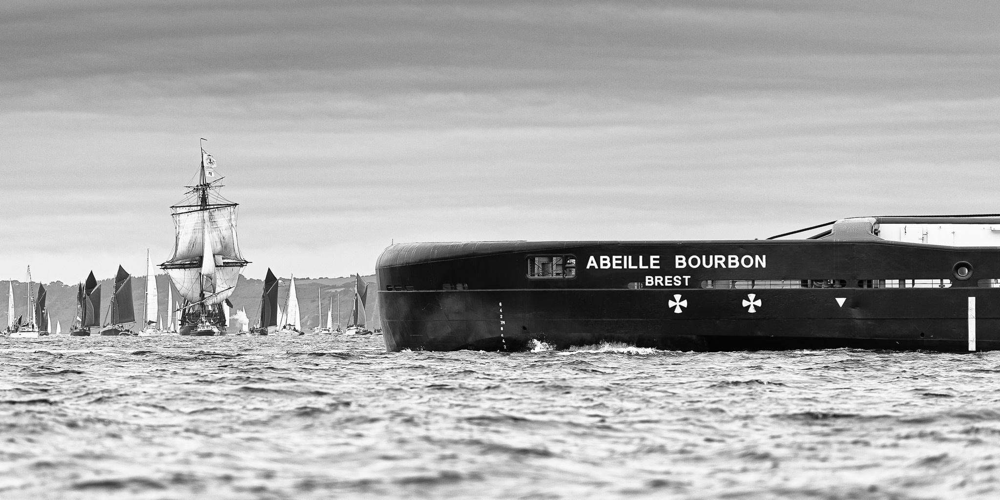 Photographie bateau Hermione_020