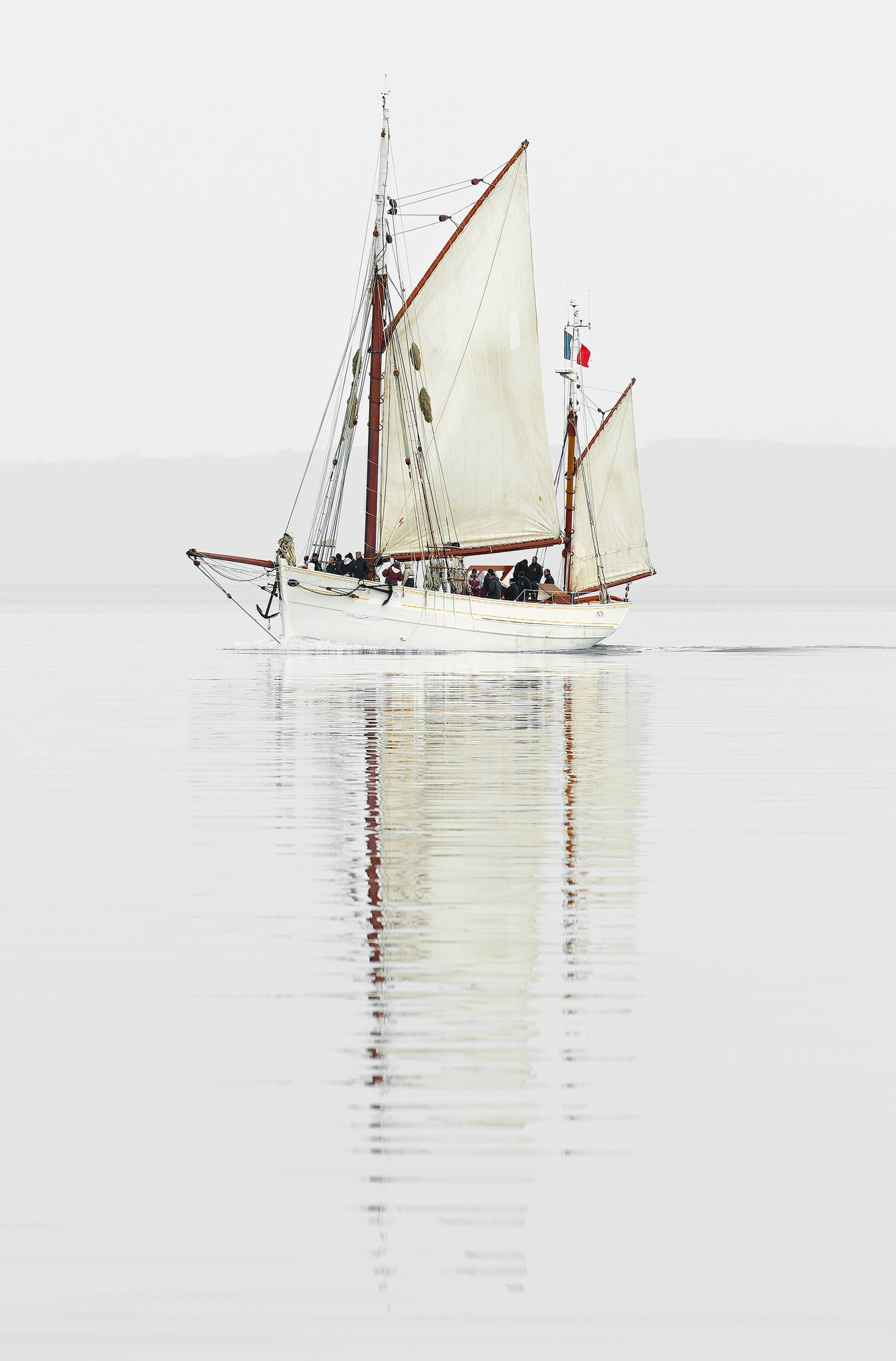 Photographie bateau Le Mutin