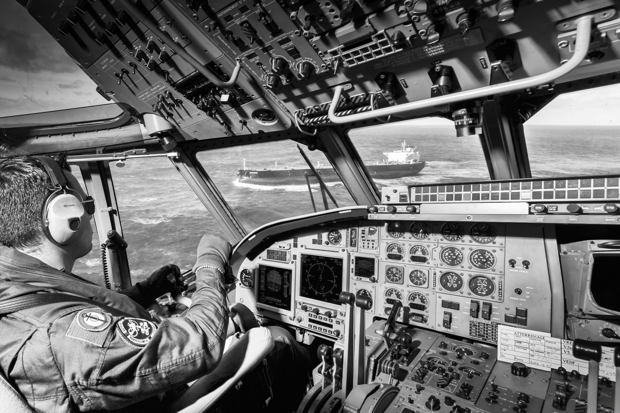 Photographie pilote avion ND59653