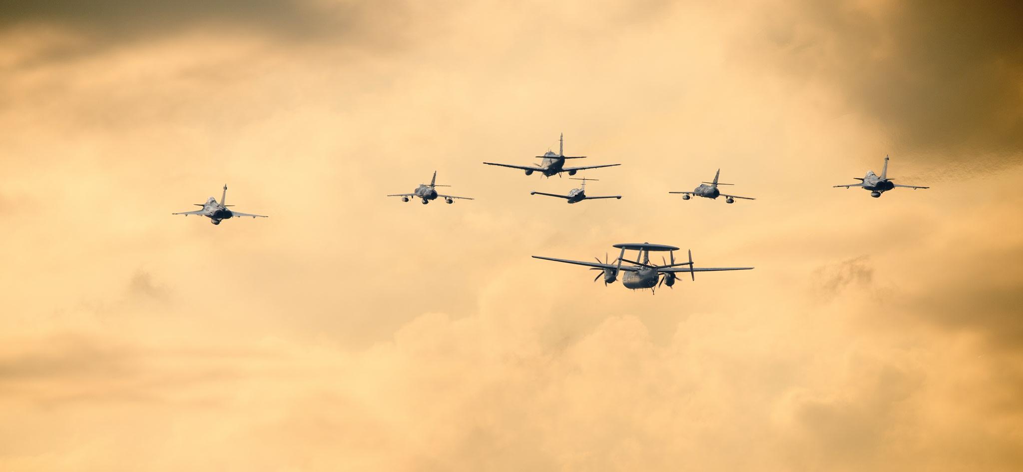 Photographie avion escadrillezz