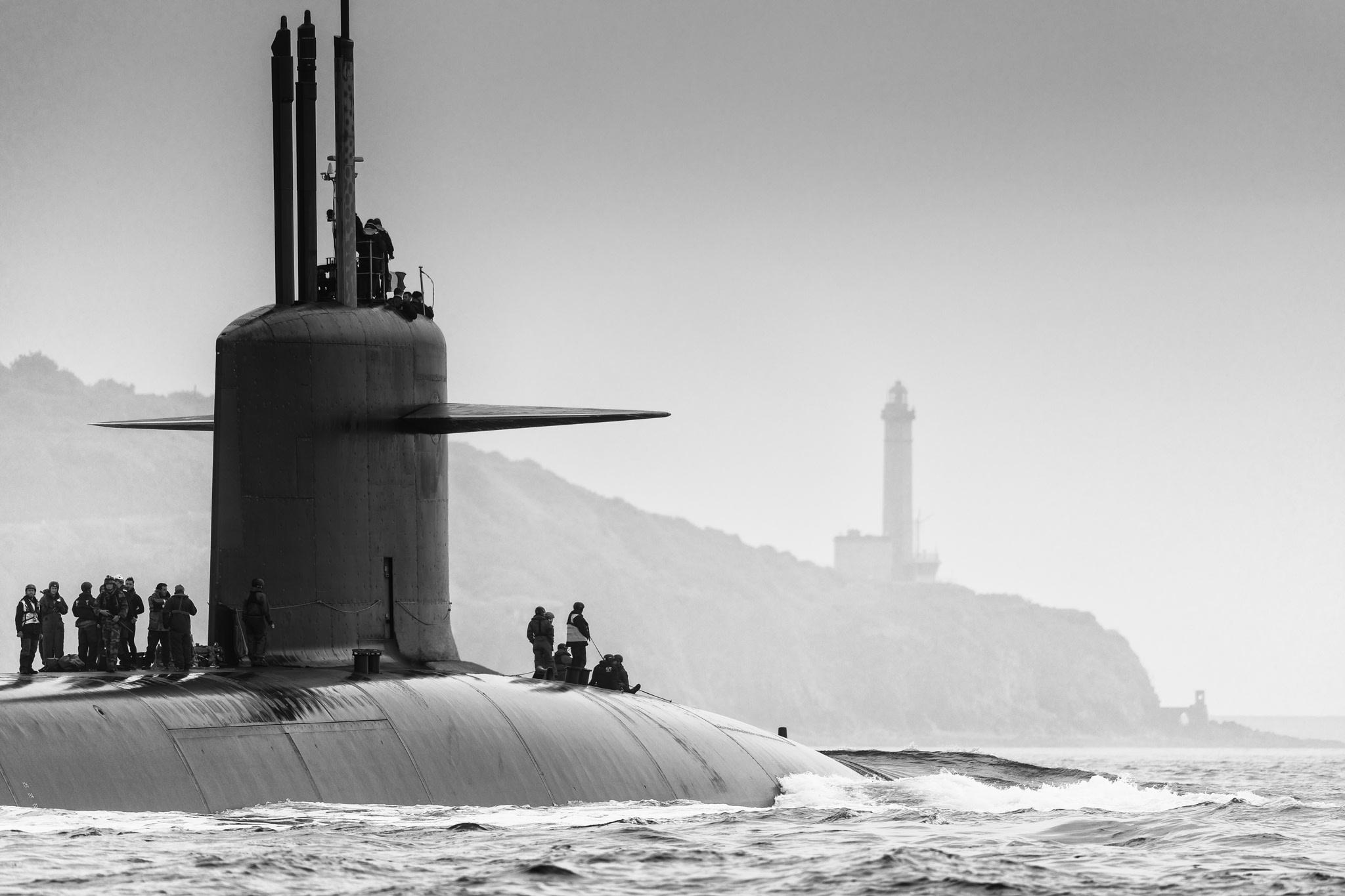 Photographie sous marin Brest